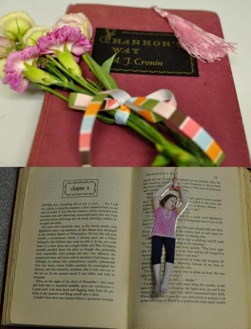 Mother's Day Craft -- photo bookmark